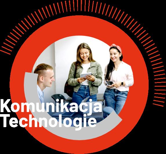 Profil komunikacja itechnologie - widok mobilny